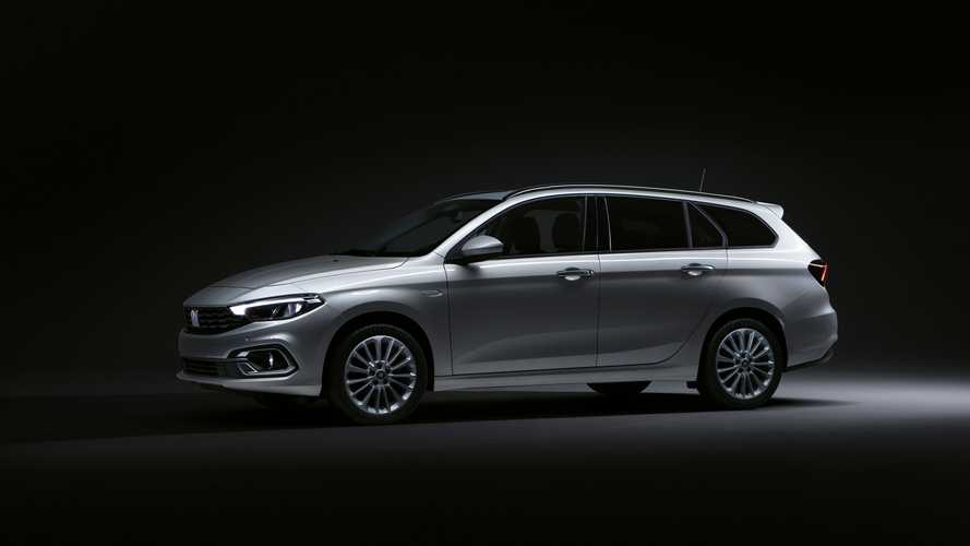 Fiat Tipo Station Wagon restyling
