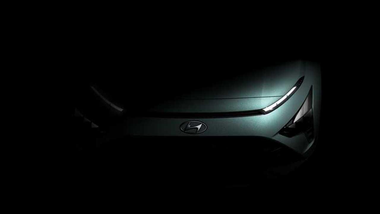 2021 Hyundai Bayon teaser