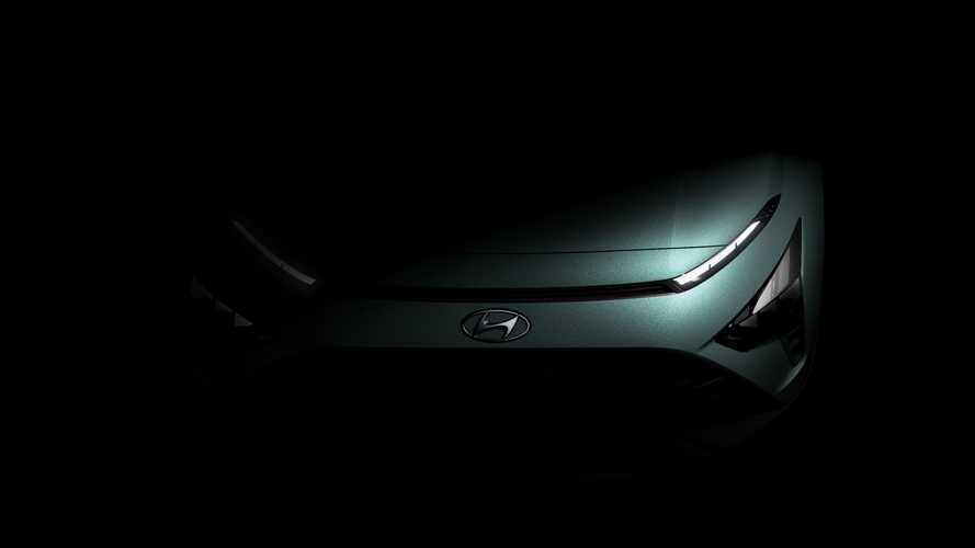 2021 Hyundai Bayon reveals more funky design details in new teasers