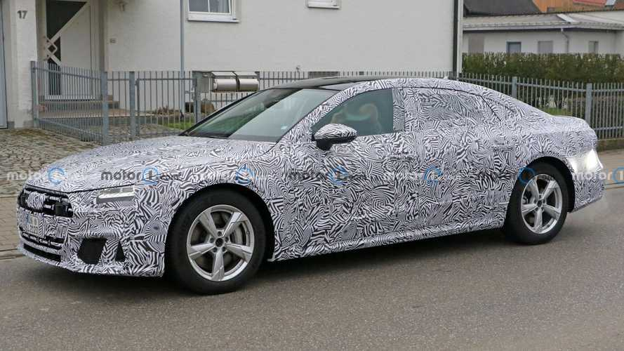 Audi A7 Loses Fastback Design, Gains Longer Wheelbase In Spy Photos