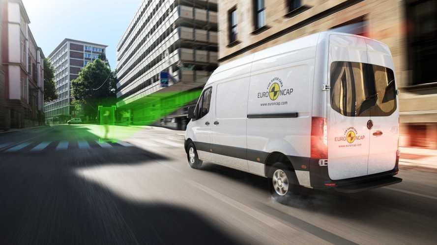 Euro NCAP mette alla prova i furgoni. Ecco promossi e rimandati