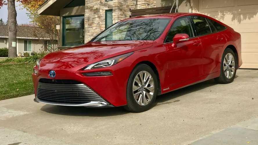 2021 Toyota Mirai First Drive
