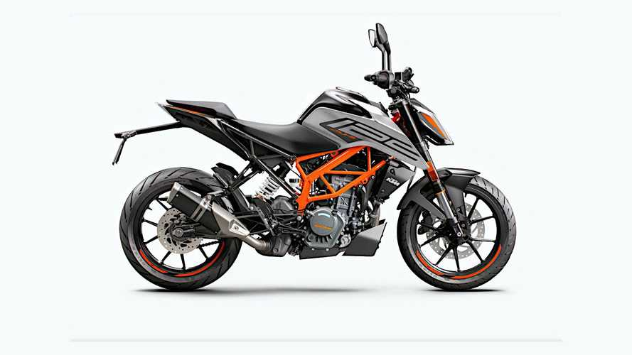2021 KTM 125 Duke And 390 Duke Are Now Euro 5 Compliant