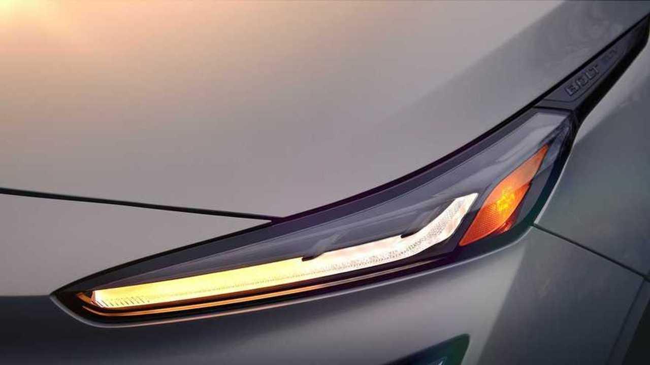 Chevrolet Bolt EUV - teasers