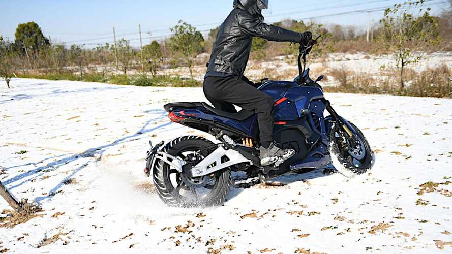 Alrendo TS Bravo Electric Bike