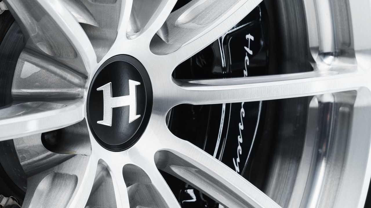 Hennessey Wheel Teaser