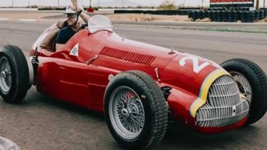 Tipo 184 Alfa Romeo 158 Tribute Mazda Miata