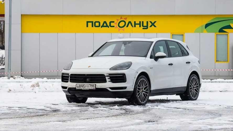 Porsche Cayenne E-Hybrid – тест на реальный расход топлива