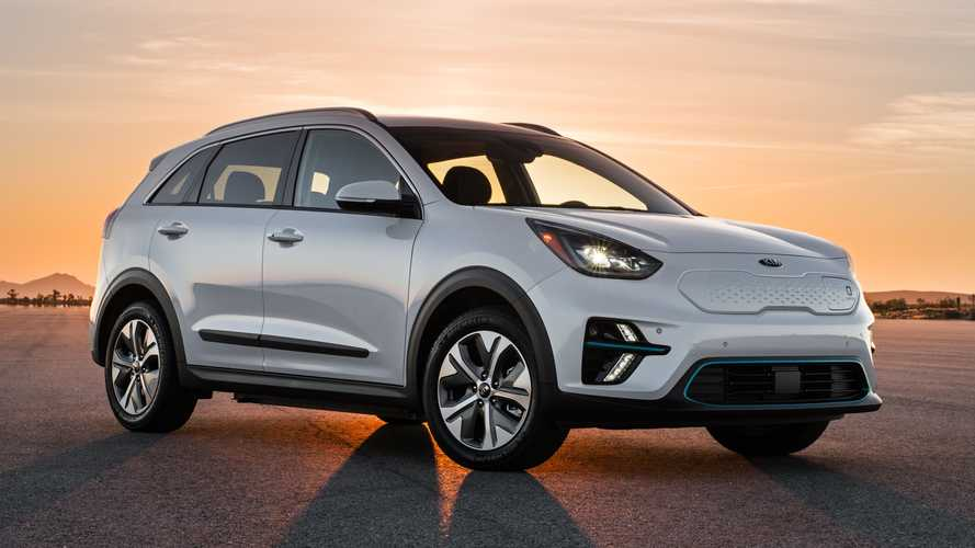 Kia Niro EV Ranked No. 1 In J.D. Power 2021 EV Ownership Study