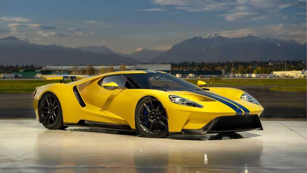 10 supercar con aerodinamica attiva