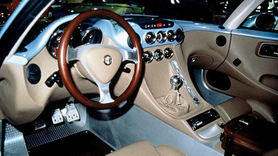Alfa Romeo Nuvola concept 1996