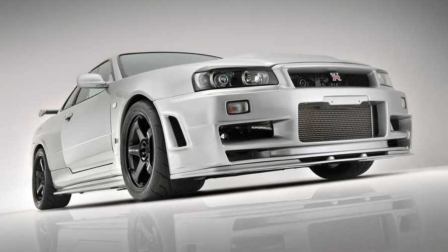 Nissan GT-R R34 de Janssen Automotive