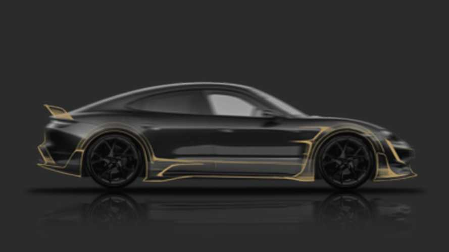 Oh Good, Mansory Will Modify The Porsche Taycan And Other New Cars