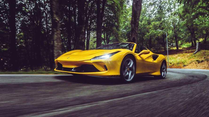 Ferrari F8 Spider: Farklı bir bakış açısına hazır mısınız?