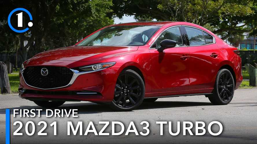 2021 Mazda3 Turbo First Drive Review: Power Without Punch