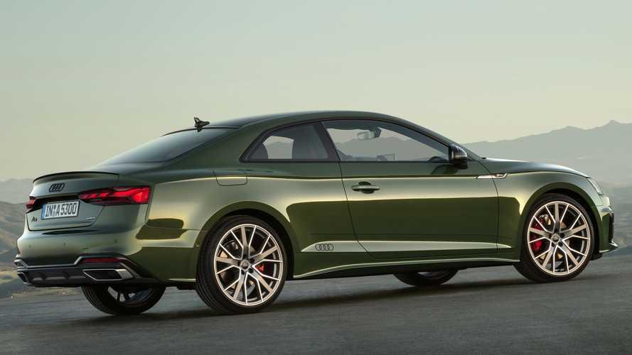 Audi A4, A5 e Q5: ora sono tutte mild hybrid