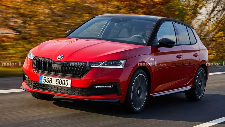 Skoda Fabia estate confirmed to get new generation