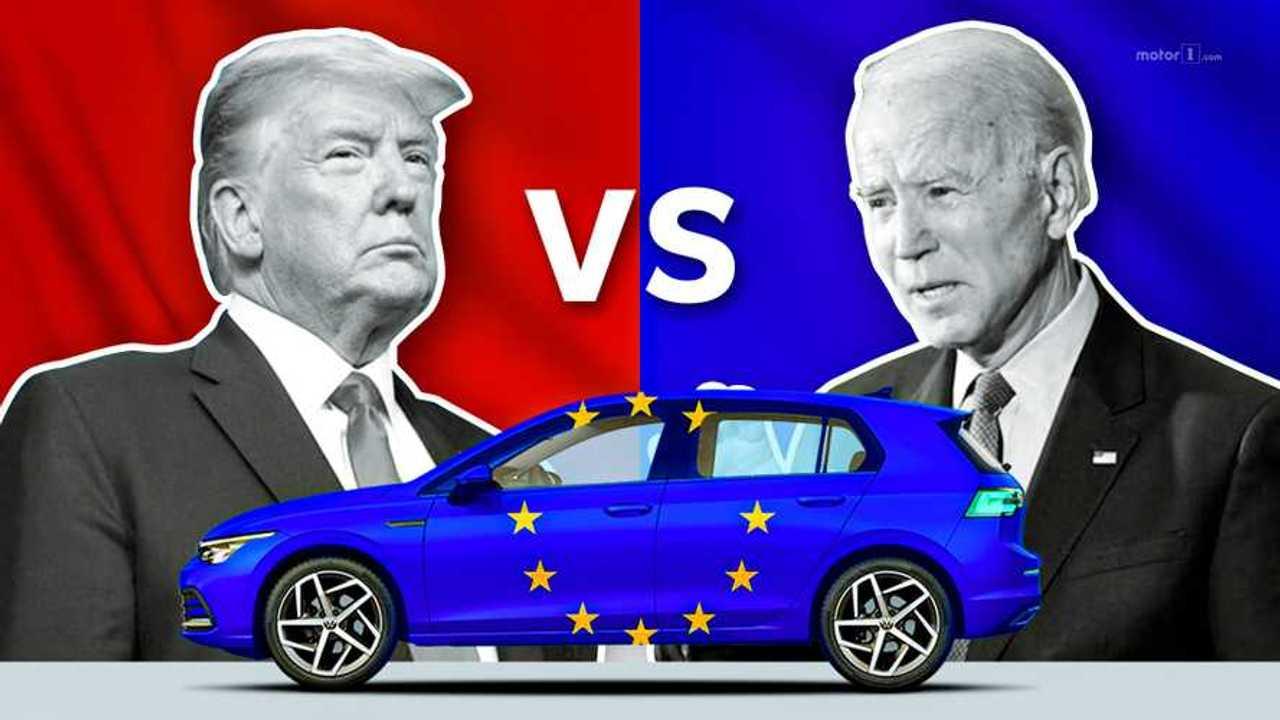 Elezioni USA Trump vs Biden