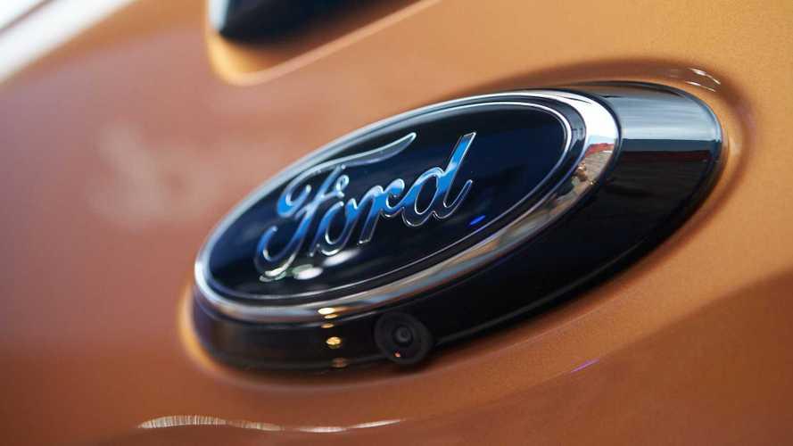 Ford Ranger T6 Facelift in Thailand