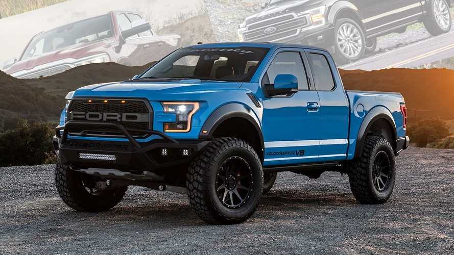 Fastest Pickup Trucks For 2020 - 2021