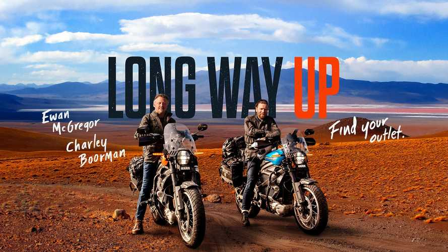 We watched The Long Way Up and here's what we think about it