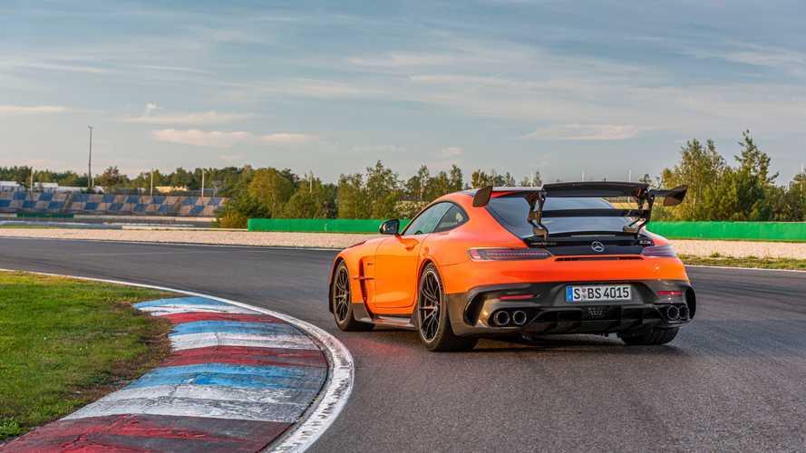 Près de 500'000 € pour l'AMG GT Black Series en Australie !