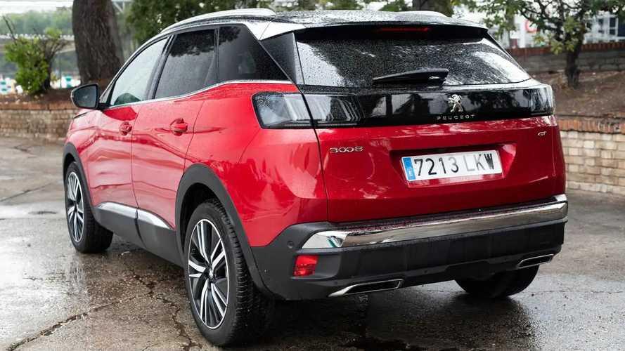 Peugeot 3008 y 5008 2021, prueba