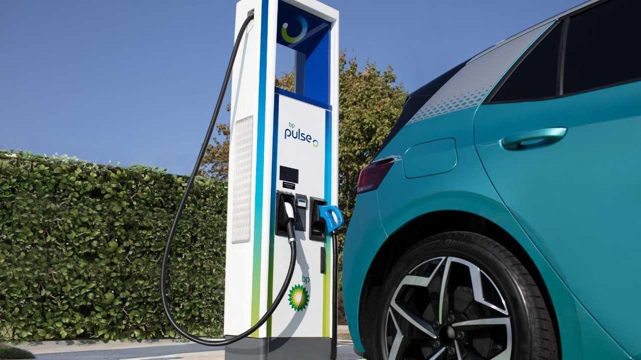 bp pulse charging infrastructure