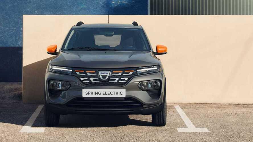 Dacia Spring Electric, Avrupa'nın en ucuz EV'si olmaya geldi