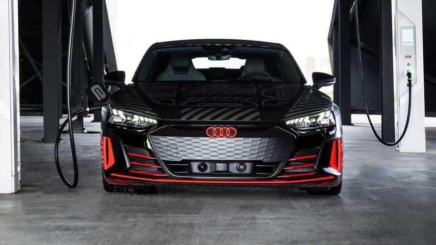 Audi veut installer ses propres bornes de recharge rapide