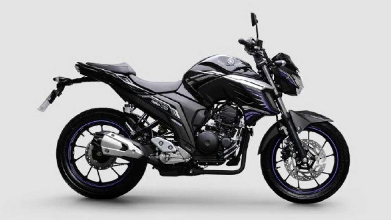 Yamaha FZ-25 Marvel Edition