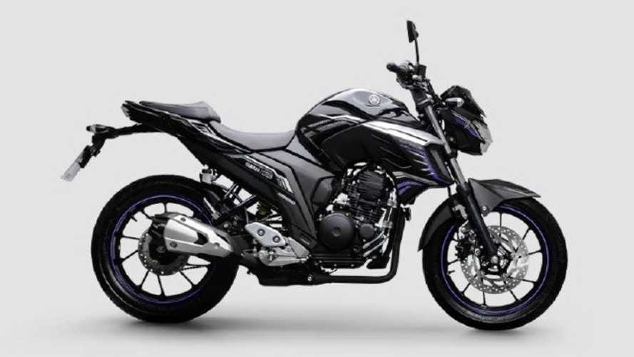 Yamaha Launches FZ25 Marvel Edition In Brazil
