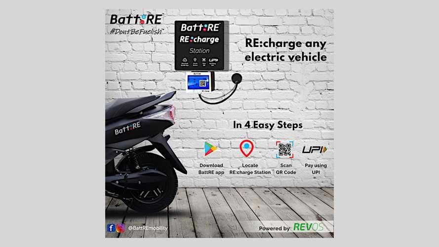 Batt:RE Launches Peer-To-Peer Charging Network Across India