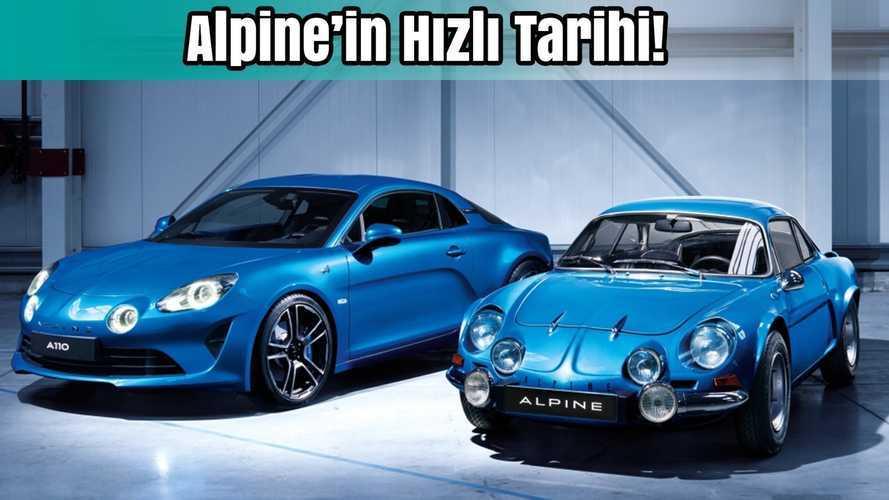 Alpine'in tarihinde yolculuk | Bilgin Olsun