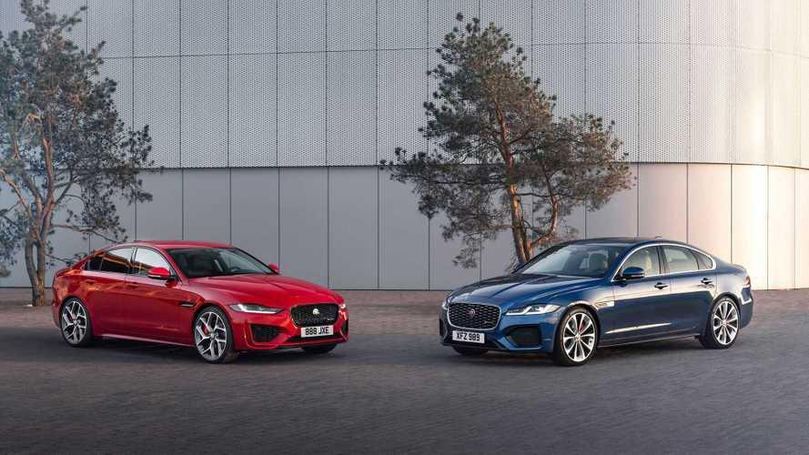 La Jaguar XE ora anche mild hybrid e più tecnologica