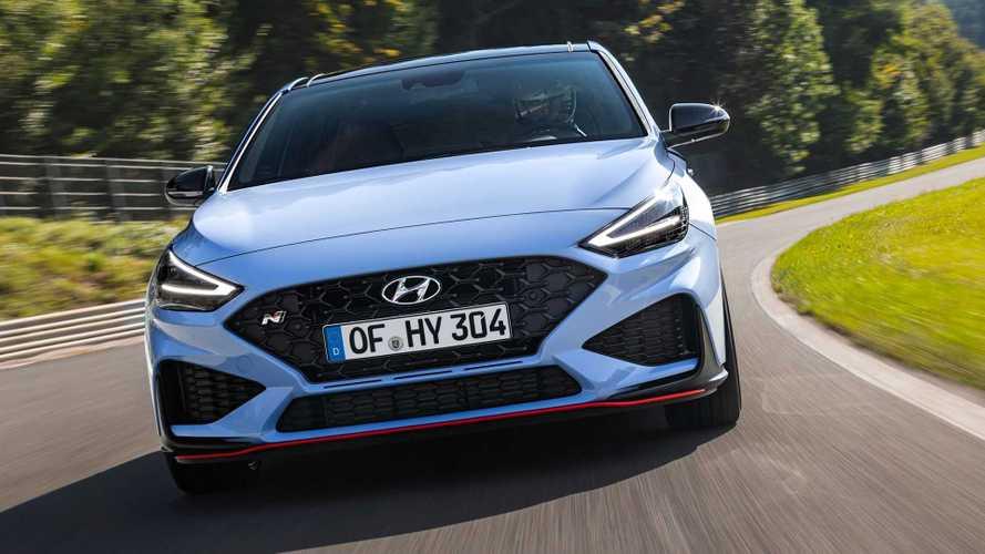 Hyundai N - Un quatre cylindres de 2,3 litres serait en préparation