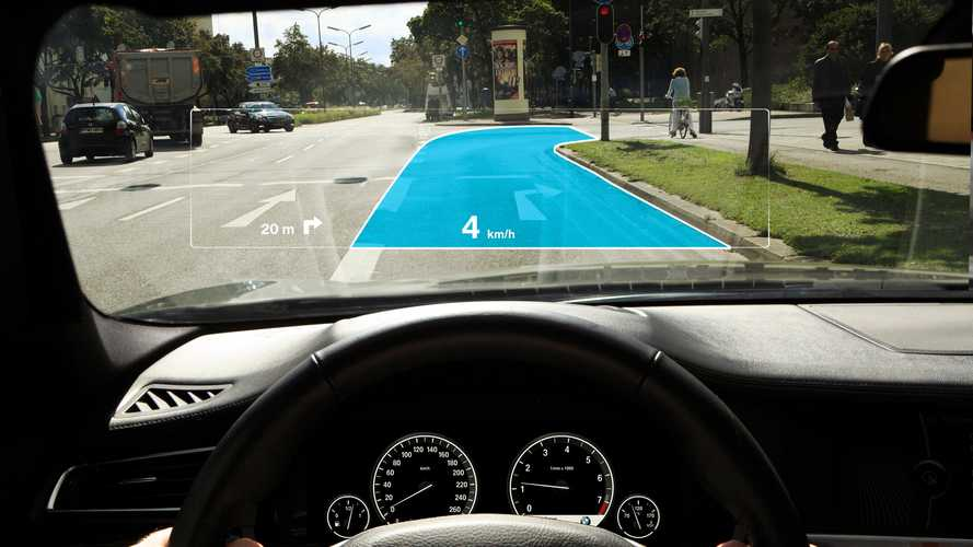 Head-up display, come funziona e a cosa serve