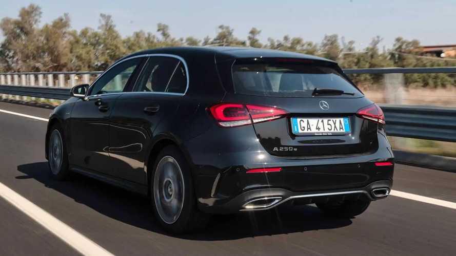 7 giorni con la Mercedes A250e Plug-in Hybrid