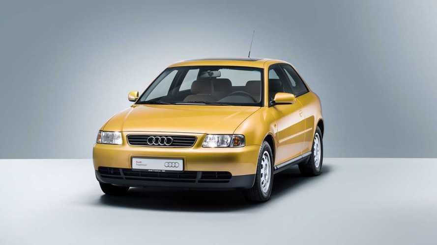 Diaporama - L'Audi A3 fête ses 25 ans, voici les 10 faits marquants