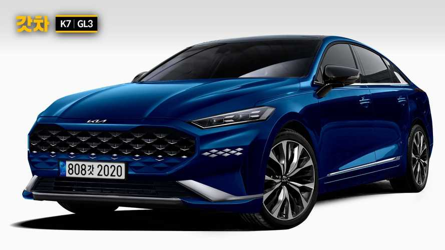 2022 Kia Cadenza / K7 To Move Upmarket And Change Its Name: Report