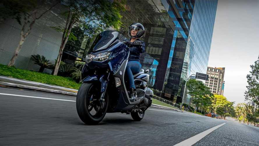 Novo Yamaha NMax 160 2021: scooter estreia segunda geração por R$ 14.990