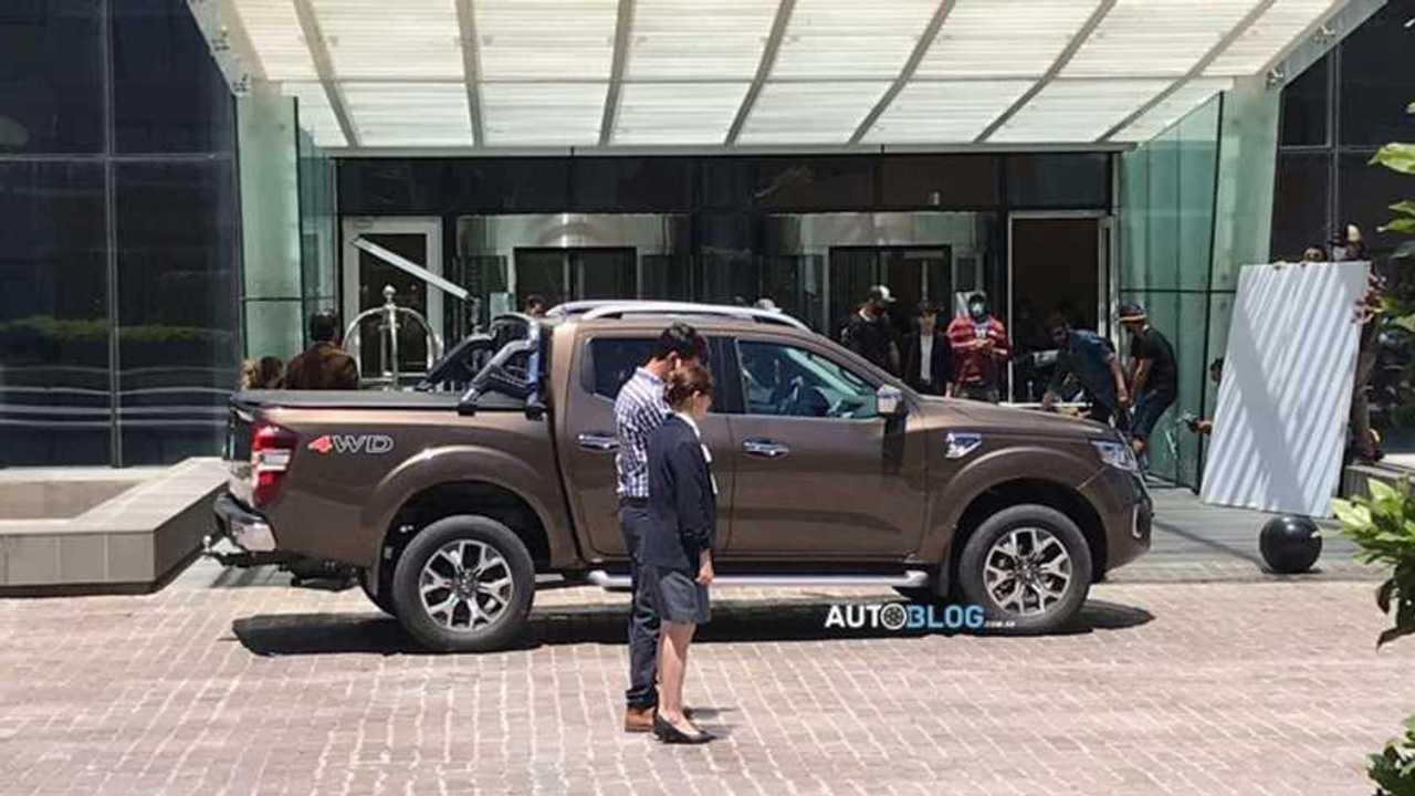 Renault Alaskan - Comercial Uruguai