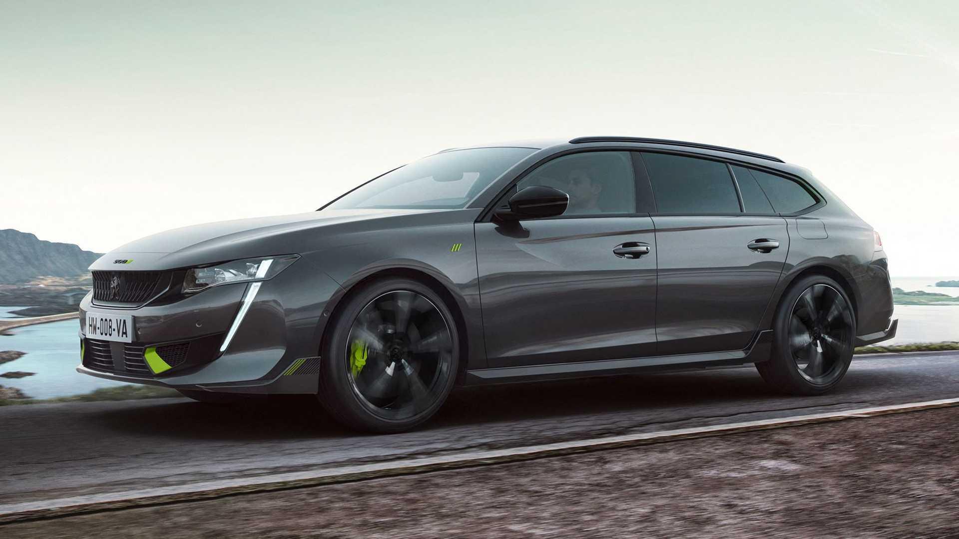 Peugeot prépare une gamme de plusieurs sportives