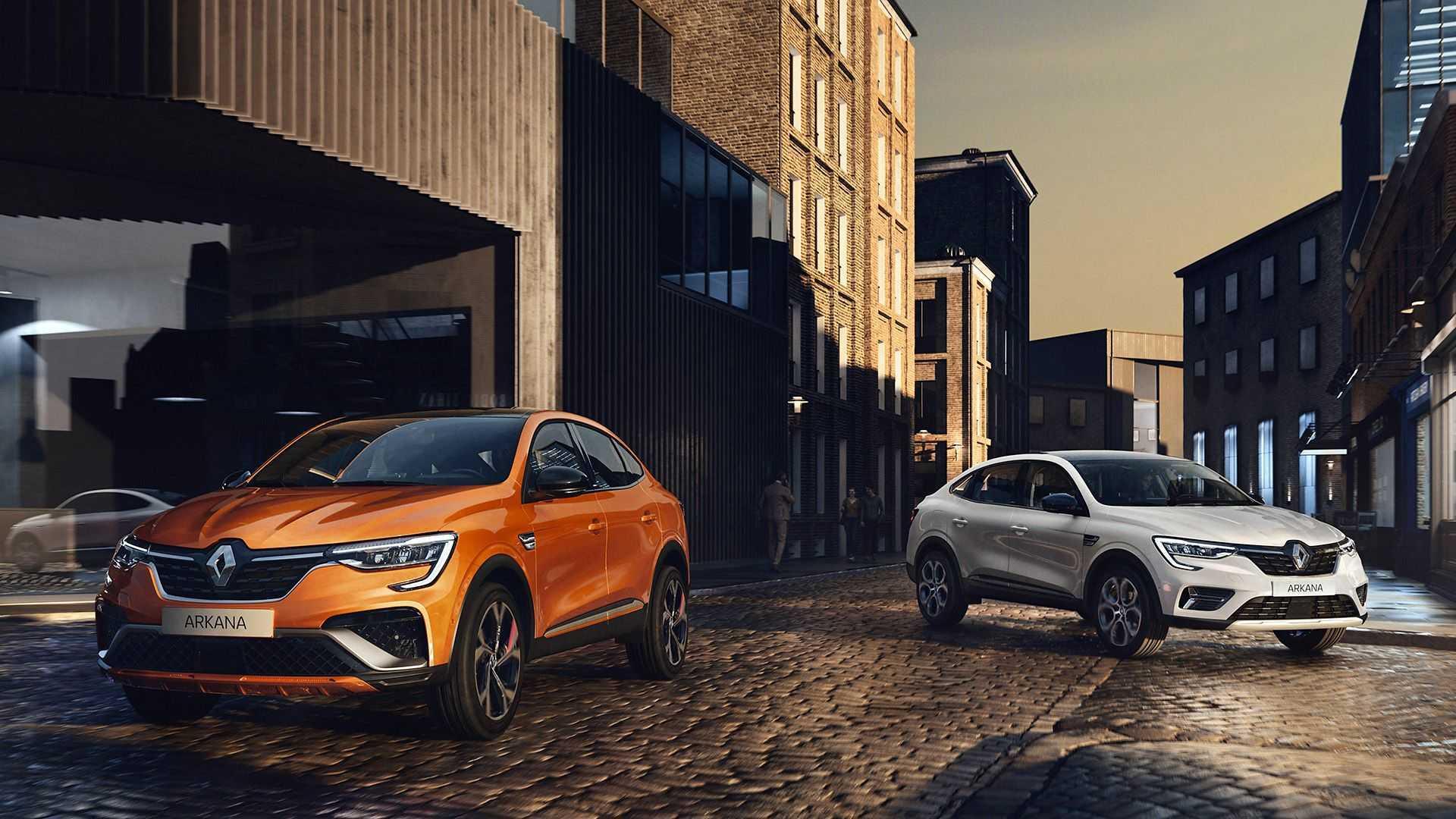 Renault dévoile les prix de l'Arkana