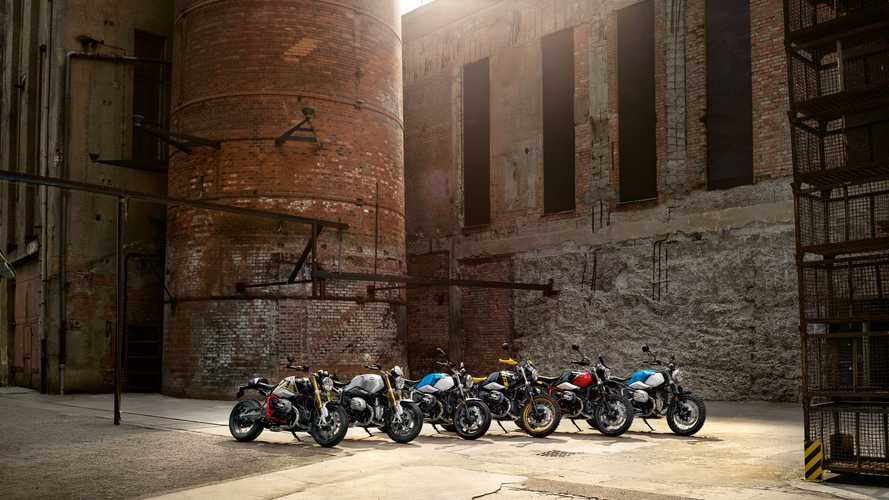 2021 BMW R nineT Lineup