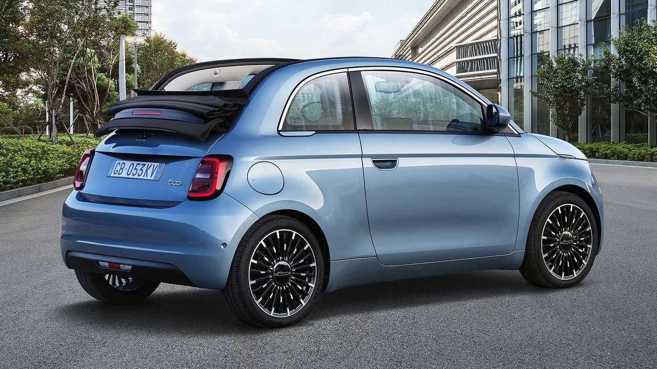 Fiat, marca 100% eléctrica en 2030