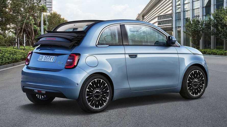 Fiat será una marca 100% eléctrica en 2030