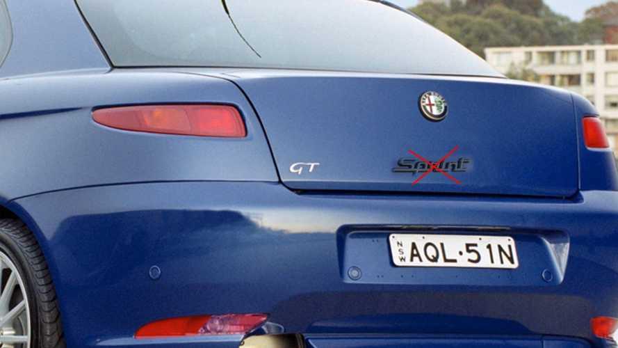 7 auto che hanno cambiato nome prima del debutto