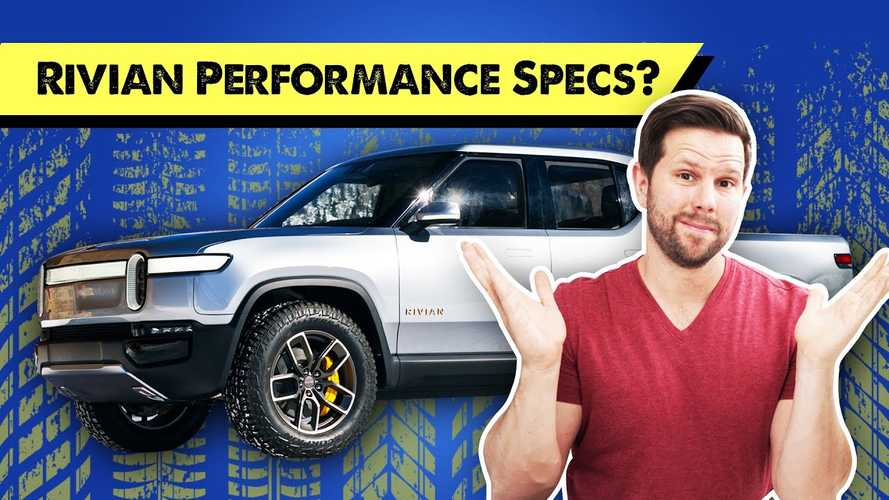 Rivian Prices And Specs Make Ben Sullins Say It Is A Game Changer