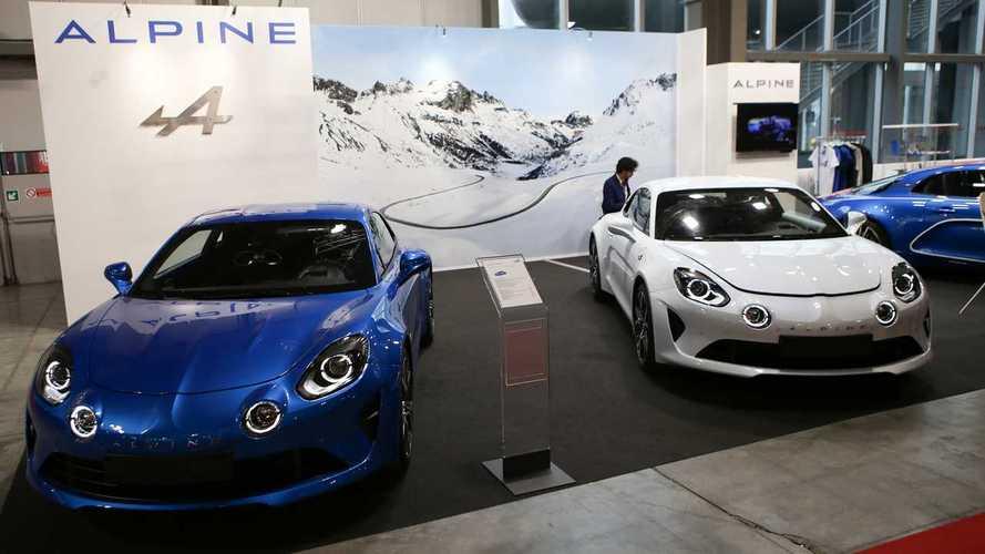 Le supercar di Milano AutoClassica 2018